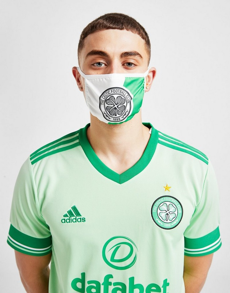 Official Team Celtic FC 3 Pack Face Coverings