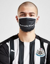 Official Team Newcastle United FC 3 Pack Face Coverings