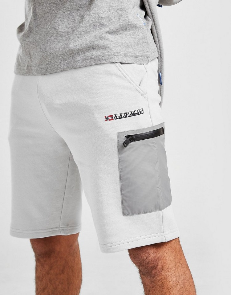 Napapijri MA1 Cargo Fleece Shorts