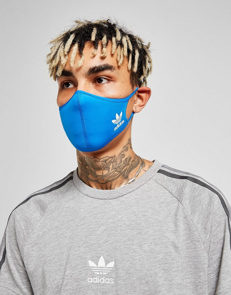 adidas Originals 3 Pack Face Coverings XS/S