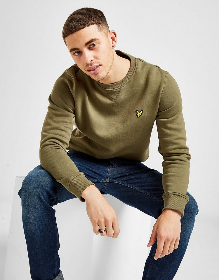 Lyle & Scott Core Crew Sweatshirt