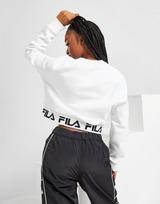 Fila Repeat Crop Crew Sweatshirt