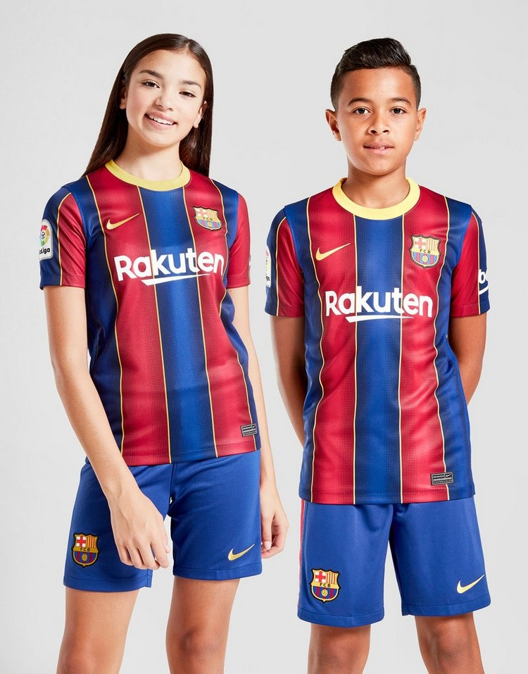 Nike FC Barcelona 2020/21 Home Shirt Junior