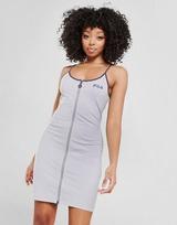 Fila Logo Zip Dress