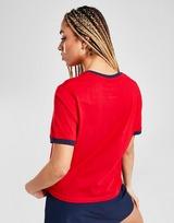 Fila Small Logo Ringer T-Shirt