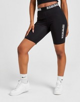 Napapijri Box Logo Cycle Shorts