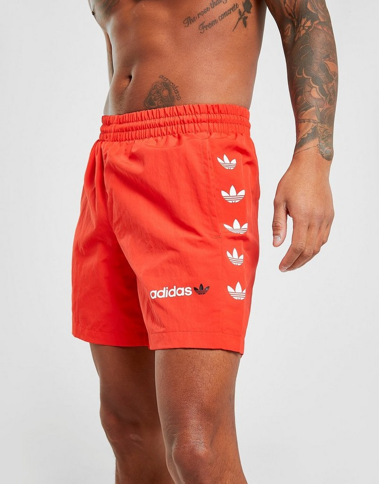 adidas Originals Repeat Trefoil Swim Shorts