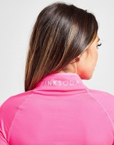 Pink Soda Sport Vista Fitness Top
