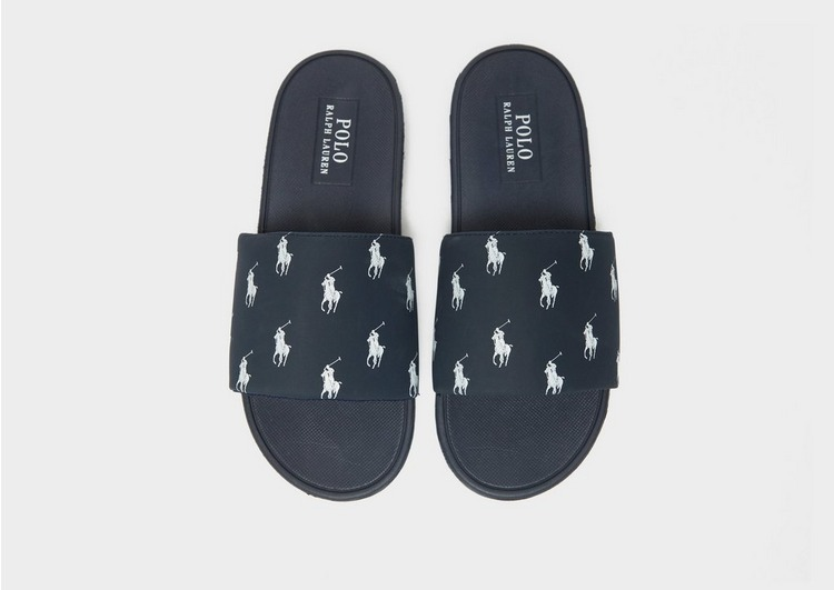 Polo Ralph Lauren Gansett Slides Junior