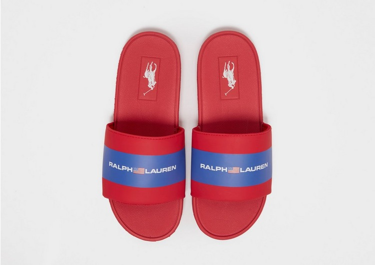 Polo Ralph Lauren Bensley III Slides Junior