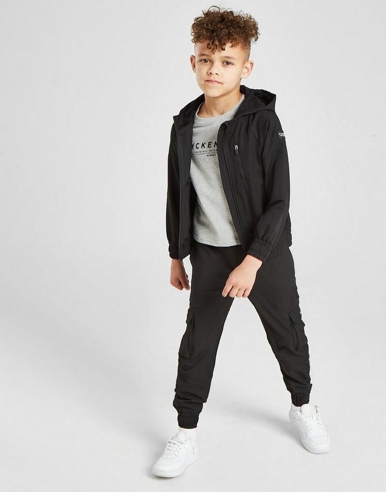 McKenzie Mini Denton Woven Jacket Children