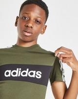 adidas Colour Block Badge of Sport T-Shirt Junior