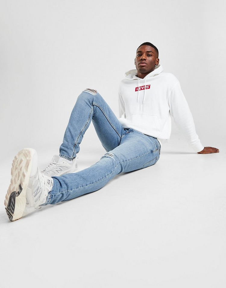 Levis Jean 512 Slim Ripped Homme