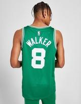 Nike NBA Boston Celtics Walker #8 Swingman Jersey