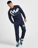 Money Clothing Stencil Crew Sweatshirt