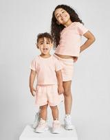 McKenzie Mini Essential T-Shirt & Shorts Completo Bambina