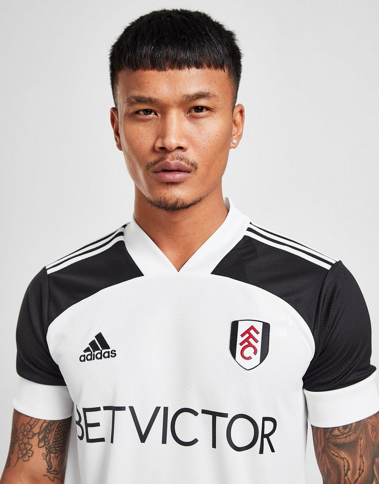 adidas Fulham 2020/21 Home Shirt