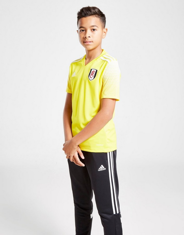 adidas Fulham 2020/21 Away Shirt Junior