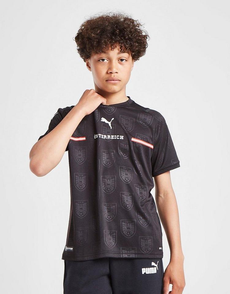 Puma Austria 2021 Away Shirt Junior