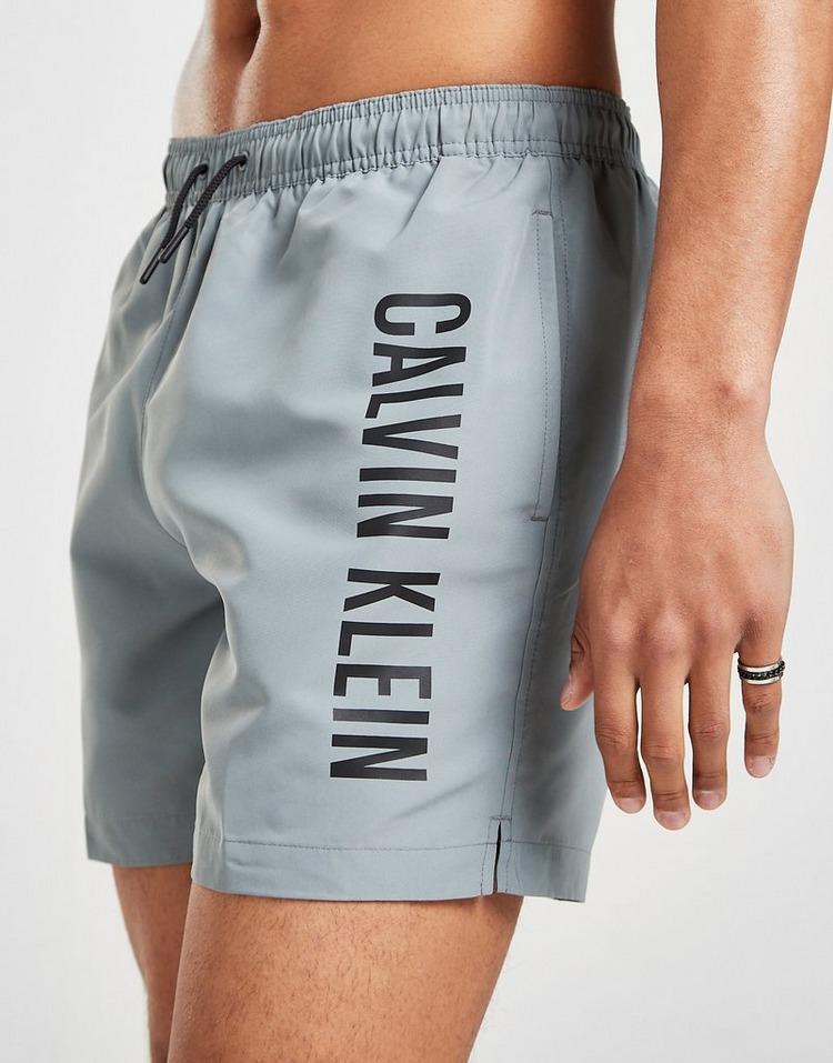 Calvin Klein Swim Short de Bain Intense Logo Homme
