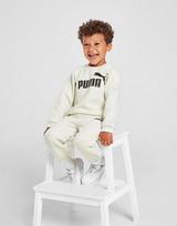 Puma Core Logo Crew Tracksuit Infant
