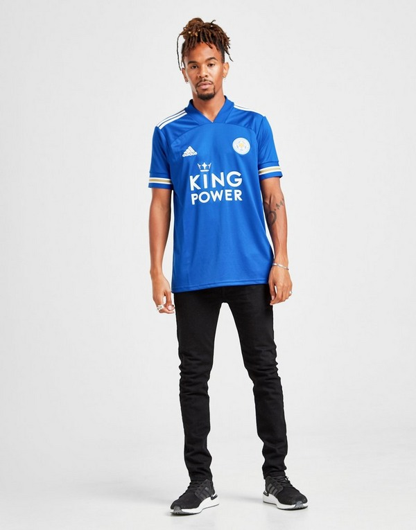 Discriminación Revisión gesto  Buy adidas Leicester City FC 2020/21 Home Shirt | JD Sports
