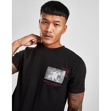 Supply & Demand Smoked T-Shirt