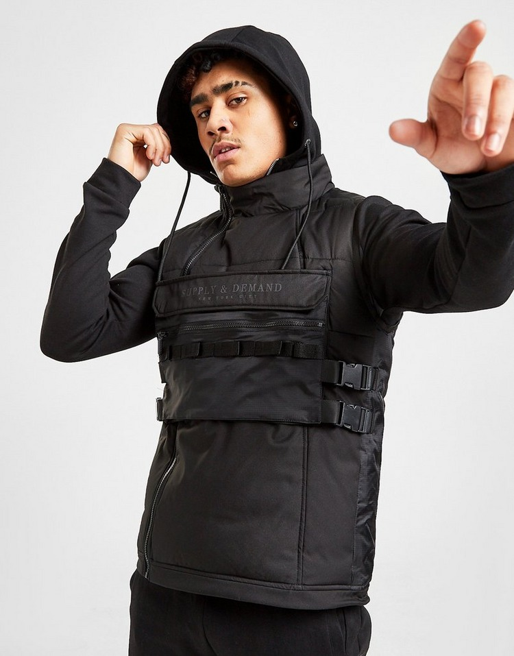 Supply & Demand Oxcide Tact Vest