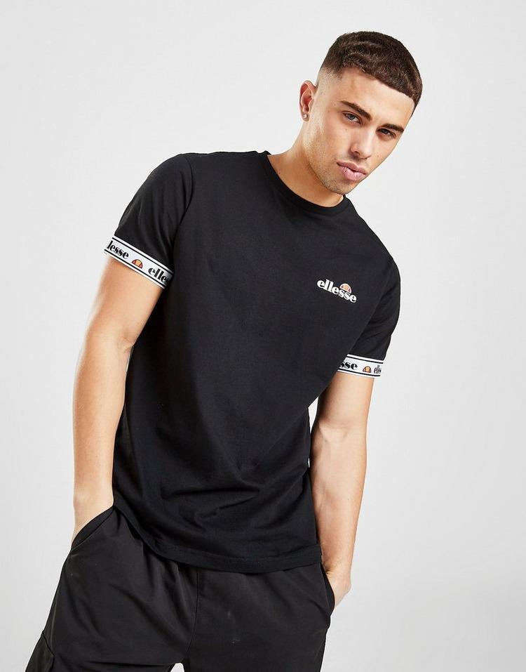 Ellesse Lanta Jaquard Tape T-Shirt