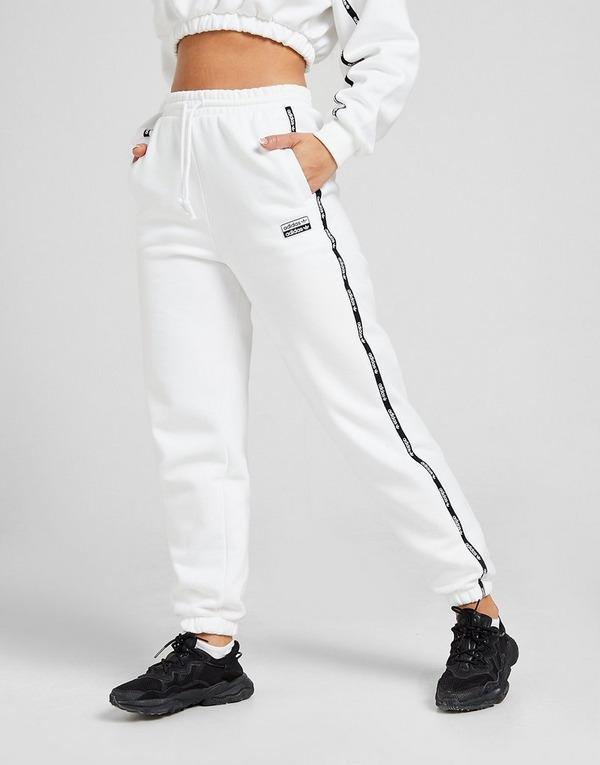 Acheter Blanc adidas Originals Pantalon de Jogging Micro Tape Femme