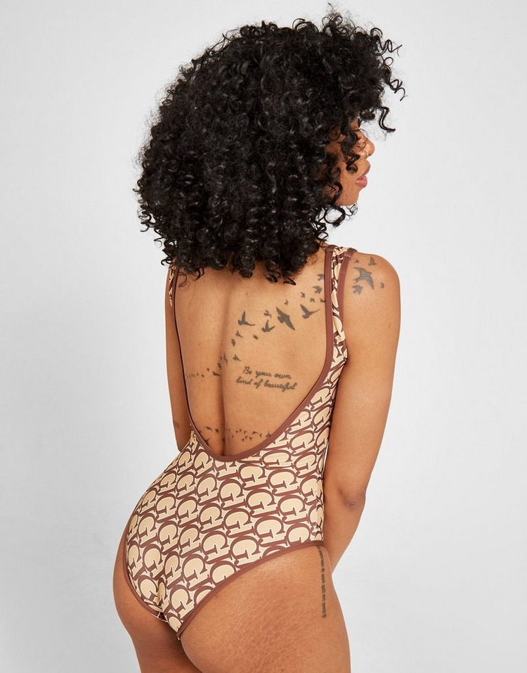GUESS All Over Print Swimsuit