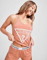 GUESS Triangle Logo Tank/Shorts Lounge Set