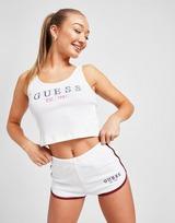GUESS Logo Runner Shorts