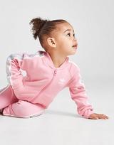 adidas Originals chándal Tristripe SS para bebé