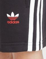adidas Originals Sliced T-Shirt & Shorts Completo Bambino