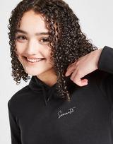 Sonneti Girls' Essential Overhead Crop Hoodie Junior