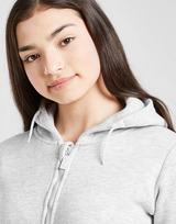 Sonneti Girls' Essential Full Zip Crop Hoodie Junior