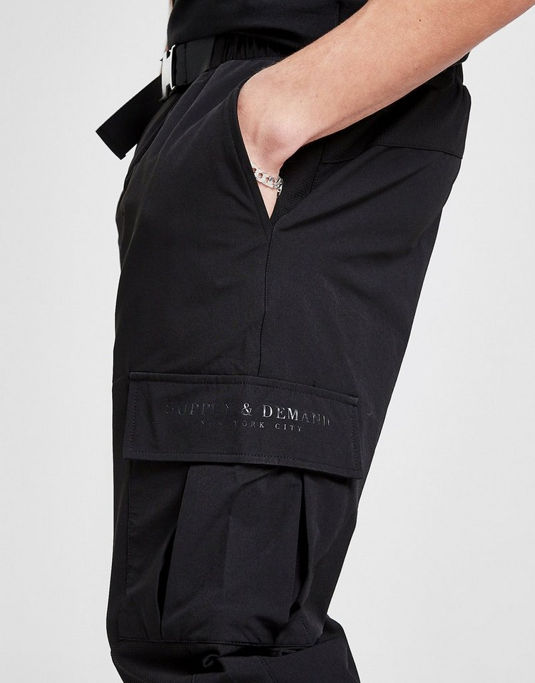 Supply & Demand Oxy Cargo Track Pants