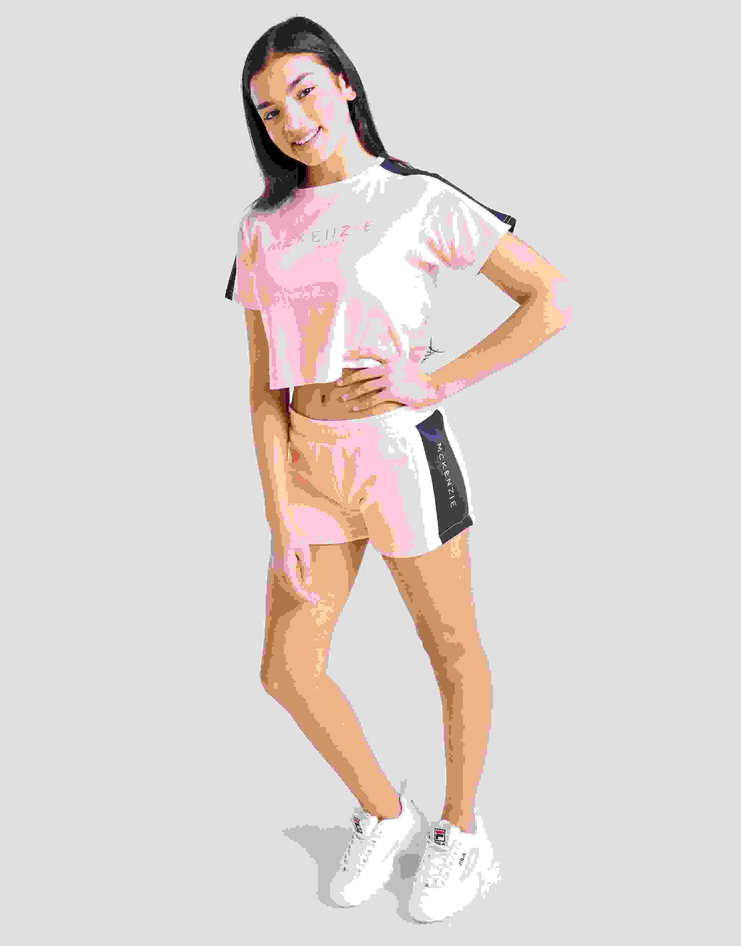 New McKenzie Girls' Rio Crop T-Shirt from JD Outlet