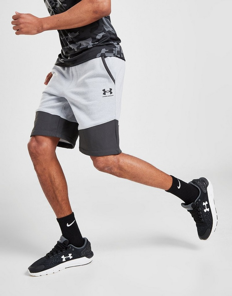 Under Armour Threadborne Fleece Colour Block Shorts