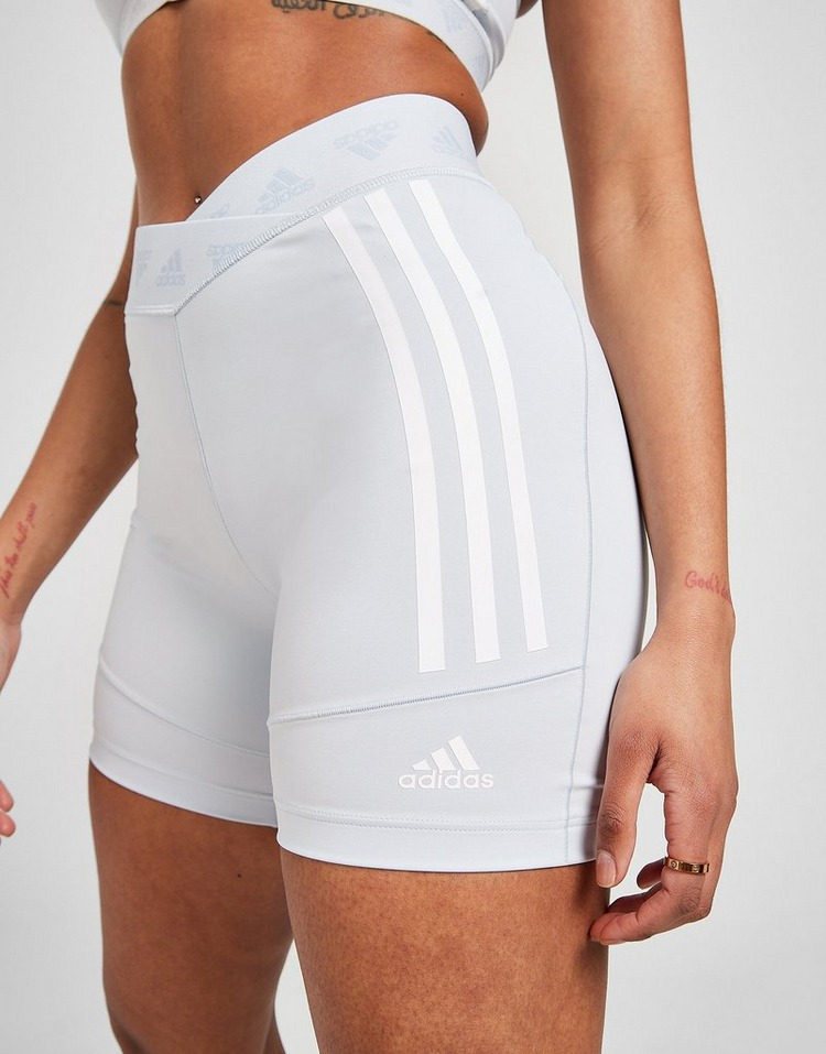 "adidas 3-Stripes Mesh 5"" Shorts"