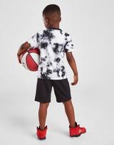 Jordan conjunto camiseta/pantalón corto Jumpman Tie Dye infantil