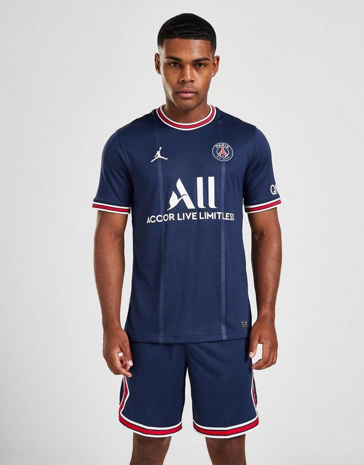 Jordan Paris Saint Germain 2021/22 Home Shorts