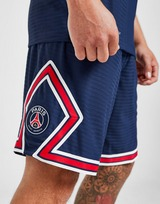 Jordan Paris Saint Germain 2021/22 Match Home Shorts