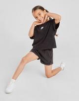 Nike Girls' Washed Shorts Children