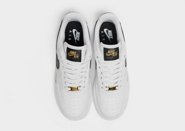 Nike Air Force 1 '07 Essential Donna in Bianco   JD Sports