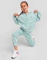 Nike Girls' Washed Full Zip Hoodie Children