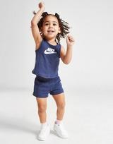 Nike Girls' Logo Tank Top/Shorts Set Infant