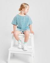 Nike Girls' Washed T-Shirt/Shorts Set Infant