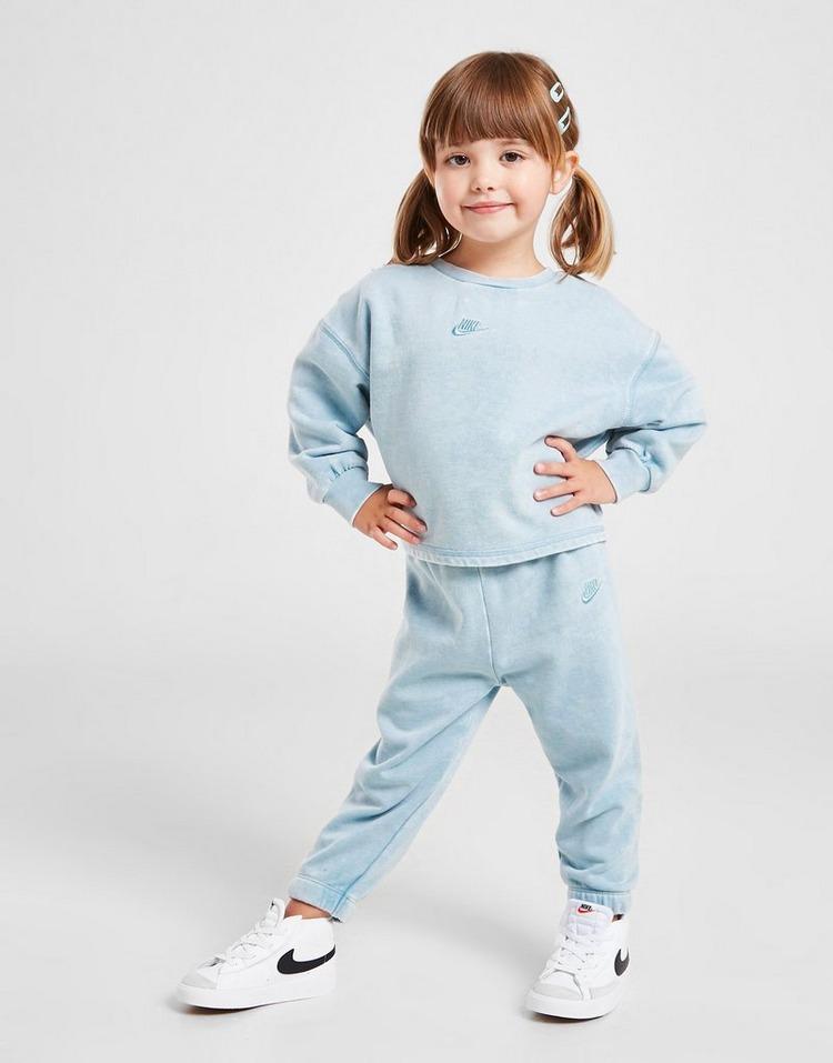 Nike Girls' Washed Tracksuit Infant